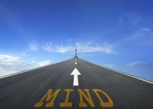 Our minds can help lead us straight to heaven literally if we are free from distractions.